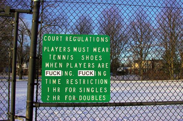 court-regulations