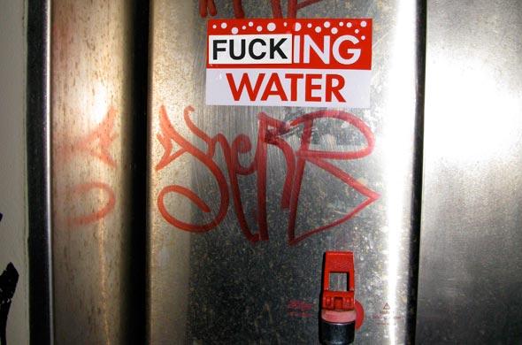 fucking-water